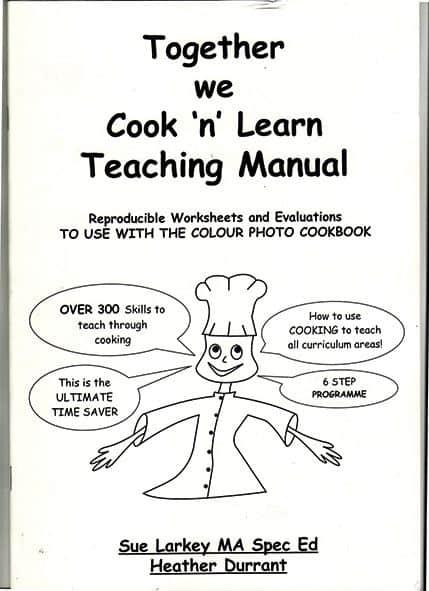 B06M Together We Cook n Learn Manual