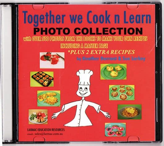 C03 Together We Cook n Learn Photo CD
