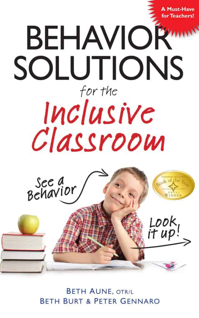Behaviour Solutions for the Inclusive Classroom