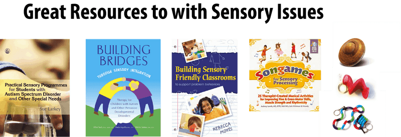 Great Resourse for Sensory Issues